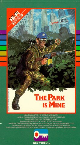 the park is mine vhs